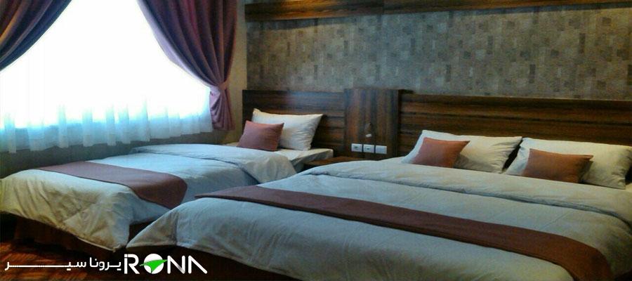 هتل ارزان قیمت مشهد